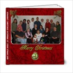 gerhardt xmas 2010 final - 6x6 Photo Book (20 pages)