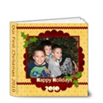 Christmas album - 4x4 Deluxe Photo Book (20 pages)