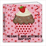 MEGAN S BAPTISM - 8x8 Photo Book (20 pages)