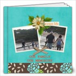 12X12 Our Family Our Memories - 12x12 Photo Book (20 pages)