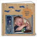 It s All About Me! 12x12 Photo Book - 12x12 Photo Book (20 pages)