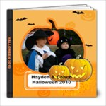 halloween 2010 2 - 8x8 Photo Book (30 pages)