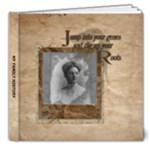 Family Tree/Genealogy 8x8 Deluxe Photo Book - 8x8 Deluxe Photo Book (20 pages)