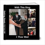 Getting Ready - 6x6 Photo Book (20 pages)