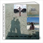 Maldives (share) v2 - 8x8 Photo Book (20 pages)