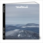 Winter Wonders - 8x8 Photo Book (39 pages)