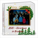 Christmas in Branson - 8x8 Photo Book (30 pages)