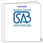 SAB Fall 2010 - 12x12 Photo Book (20 pages)