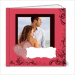love book - 6x6 Photo Book (20 pages)