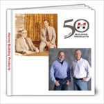 50th anniversary book - 8x8 Photo Book (30 pages)