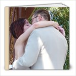 I do - a wedding book 8x8 - 8x8 Photo Book (20 pages)