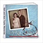 Dad - 6x6 Photo Book (20 pages)