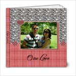 One Love 6x6 30p - 6x6 Photo Book (20 pages)