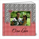 One Love 8x8 20p - 8x8 Photo Book (20 pages)