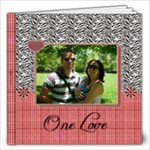 One Love 12x12 20p - 12x12 Photo Book (20 pages)