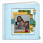 Love You Album 8x8 30 pg - 8x8 Photo Book (30 pages)