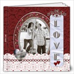 My Love 12x12 Photo Book (30 Pages)