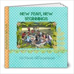 new year 2011 - 8x8 Photo Book (39 pages)