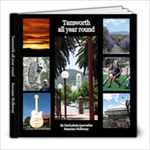 Tamworth and Surrounds Ed4 - 8x8 Photo Book (30 pages)