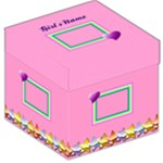 Party Pink storage stool - Storage Stool 12