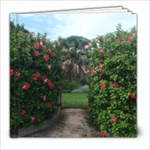 Bermuda Flowers - 8x8 Photo Book (30 pages)