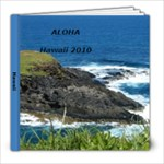 Hawaii 2010 - 8x8 Photo Book (30 pages)