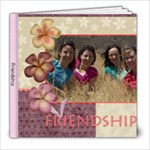 Friendship2 - 8x8 Photo Book (20 pages)