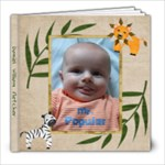 Baby Daniel test - 8x8 Photo Book (39 pages)