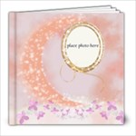 Fantasy Girl1 8x8 30 pages - 8x8 Photo Book (30 pages)