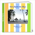keys book - 8x8 Photo Book (20 pages)