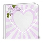 Love Notes 6x6 Book - 6x6 Photo Book (20 pages)