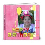 Chulas 4th Bday Book - 6x6 Photo Book (20 pages)