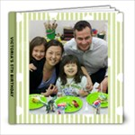 VICTORIAS 5TH BIRTHDAY - 8x8 Photo Book (30 pages)