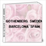 Barcelona - 8x8 Photo Book (20 pages)