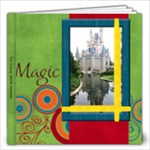 Magical Memories - 12x12 Photo Book (20 pages)