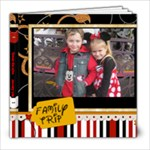 Florida family trip 2011 - 8x8 Photo Book (39 pages)