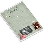 Granny s Quilt5 - Large Memo Pads