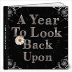 A Year To Look Back Upon 12x12 Photo Book (30 Pages)