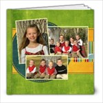 Collection photo book - 8x8 Photo Book (30 pages)
