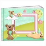 Beary Love 9x7 Photo Book  - 9x7 Photo Book (20 pages)