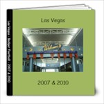 Las Vegas - Badger Games - 8x8 Photo Book (30 pages)