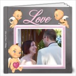 Love 12x12 Photo Book - 12x12 Photo Book (20 pages)