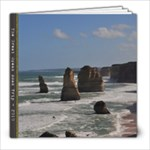 Great Ocean Road - 8x8 Photo Book (30 pages)