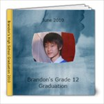 brandon - 8x8 Photo Book (30 pages)