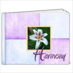Harlequin Harmony 9 x 7 39 page book - 9x7 Photo Book (39 pages)