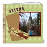 autumn2010 - 8x8 Photo Book (30 pages)