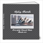 Sydney Australia - 8x8 Photo Book (39 pages)
