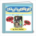 brock opposites - 8x8 Photo Book (20 pages)