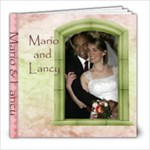 39 page wedding - 8x8 Photo Book (39 pages)