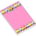 Pink party memopad - Large Memo Pads